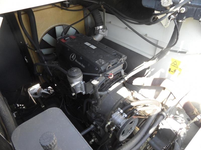 Комбайн Claas Mega 350 4x4