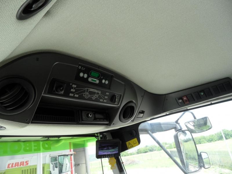Комбайн Claas Lexion 770