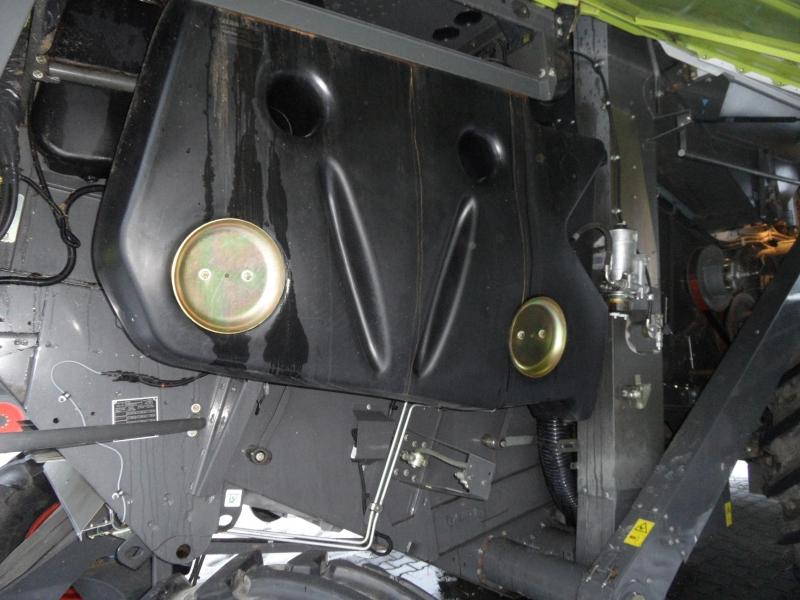 Комбайн Claas Tucano 440