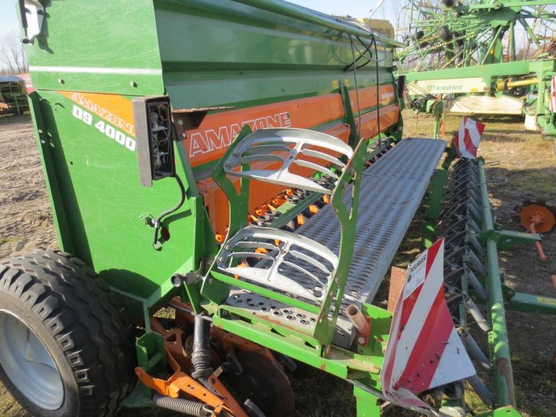 Сеялка за есенници Amazone D9-4000 Super